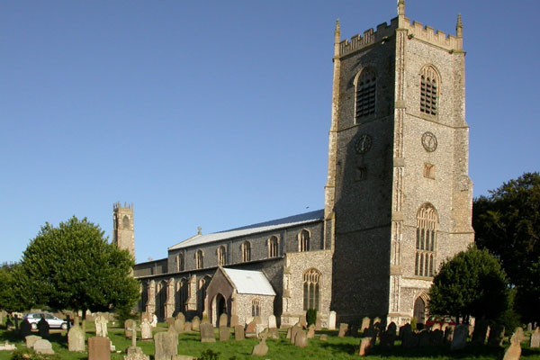 Blakeney-Church