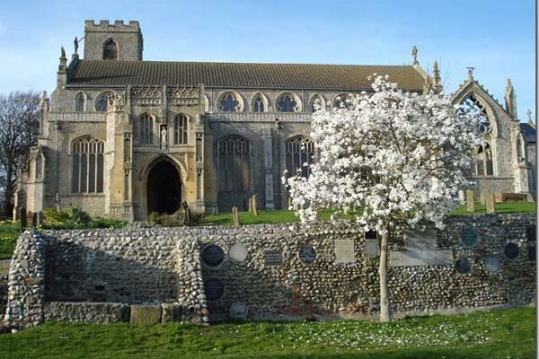 Cley-Church-