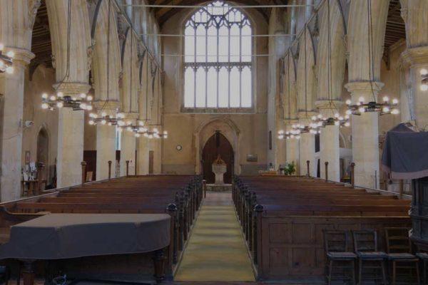 Cley-church