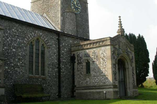 Glandford-Church-