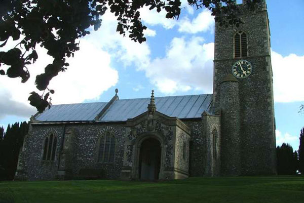 Glanford-Church