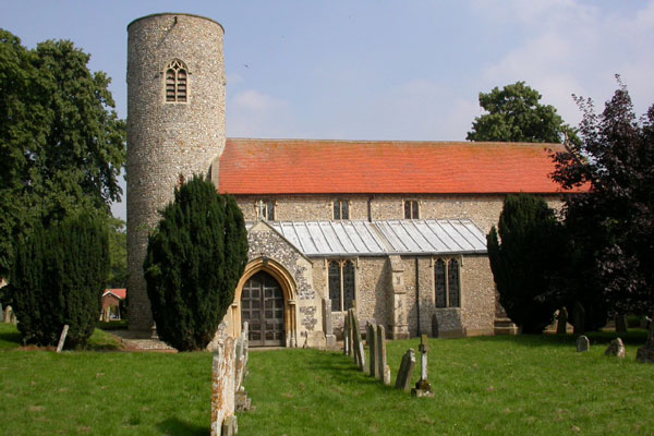 Letheringsett-Church