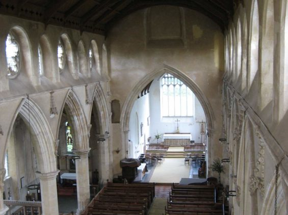 St-Margaret-interior-from-tower