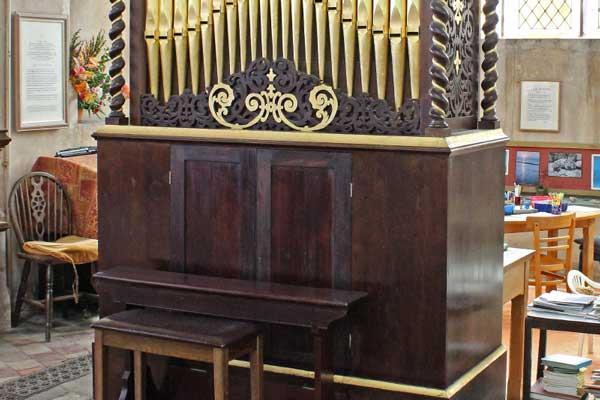 Wiveton-organ
