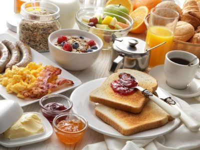 Blakeney Breakfast
