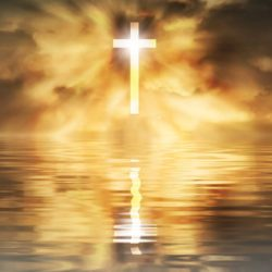 cross over water - easter -3643027_1920